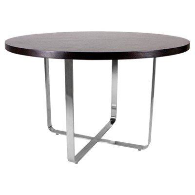 Artesia Inch Round Dining Table Smart Furniture - 48 inch oval dining table