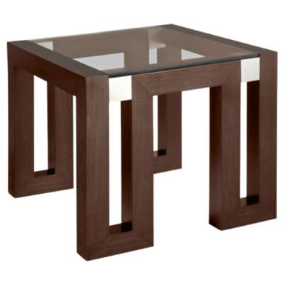 Picture for Calligraphy Square End Table by Allan Copley