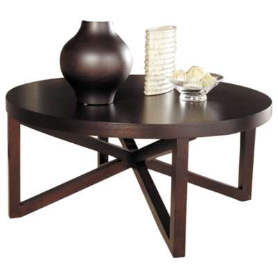 Picture for Snowmass Round Cocktail Table