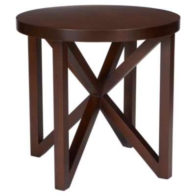 Picture for Snowmass Round End Table by Allan Copley