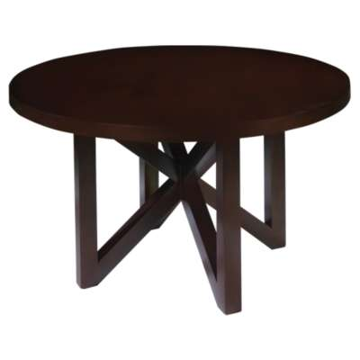 Picture for Snowmass Round Dining Table by Allan Copley