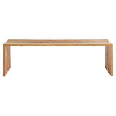 Picture of Amicable Split Bench by Blu Dot