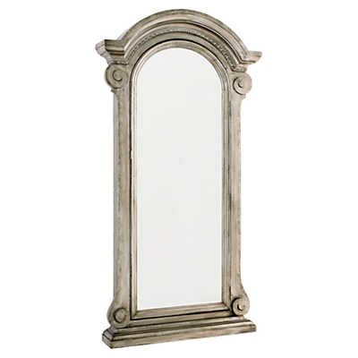 Picture of Jessica McClintock Boutique Tarnished Zinc Jewelry Floor Mirror
