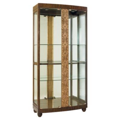 Bob mackie curio china cabinet smart furniture - Bob mackie discontinued bedroom furniture ...