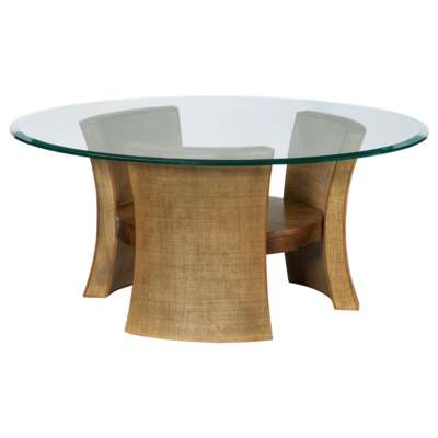 Picture for Grove Point Round Cocktail Table by American Drew