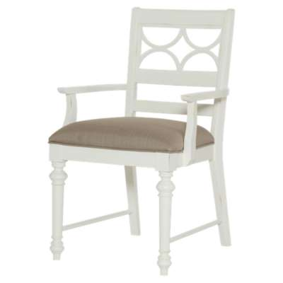 Picture for Lynn Haven Fret Work Arm Chair, Set of 2 by American Drew