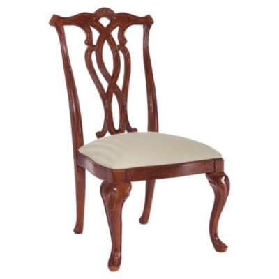 Picture for Cherry Grove Pierced Back Side Chair by American Drew