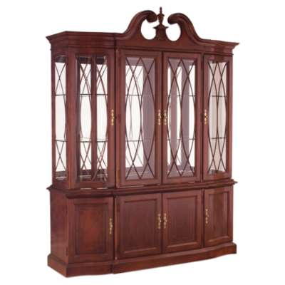 Picture for Cherry Grove Classic Antique Cherry China Cabinet by American Drew