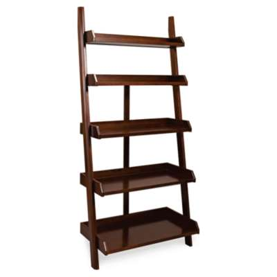 Picture for Tribecca Leaning Bookshelf by American Drew
