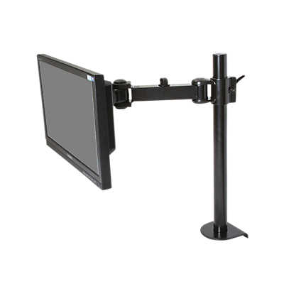 Picture of Single Monitor Arm, Clamp Base by Smart Furniture