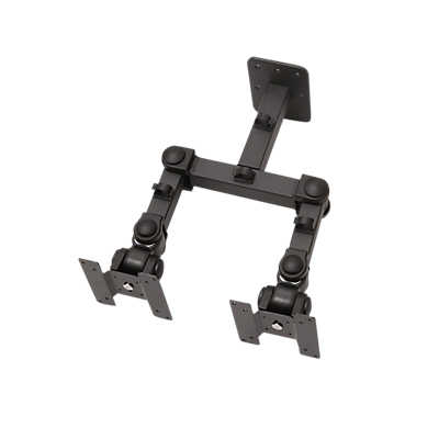 Picture of Dual Monitor Arm, Wall Mount by Smart Furniture