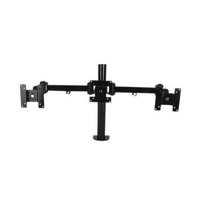 Picture of Triple Monitor Stand, Clamp Base by Smart Furniture