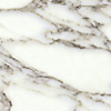 "Request Free Arabescato Marble, Shiny Finish Swatch for the Florence Knoll Dining Table, 55"" x 55"" by Knoll"