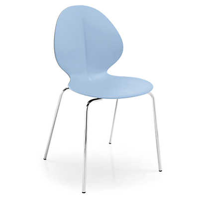 Picture of Basil Chair by Calligaris, Set of 2