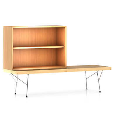 Picture of Nelson Medium Bookcase by Herman Miller