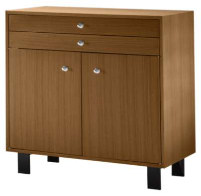Picture for Nelson 2-Drawer 2-Door Cabinet by Herman Miller
