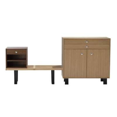 Picture for Nelson Basic Cabinet Series Combination 1 by Herman Miller