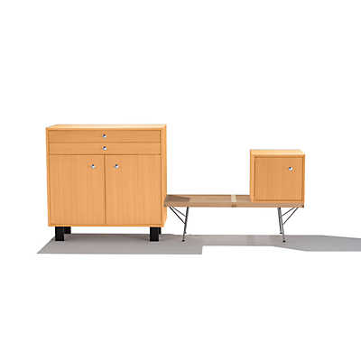 Picture of Nelson Basic Cabinet Series Combination 3 by Herman Miller
