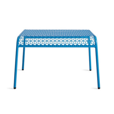 BDHOTMESHOTTO-BL: Customized Item of Hot Mesh Ottoman by Blu Dot (BDHOTMESHOTTO)