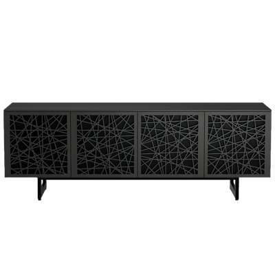 Picture for Elements Quad-Width Media Cabinet by BDI