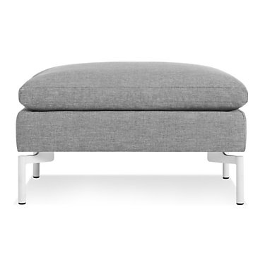BDNEWSTOTTOWH-BL: Customized Item of New Standard Ottoman by Blu Dot (BDNEWSTOTTO)