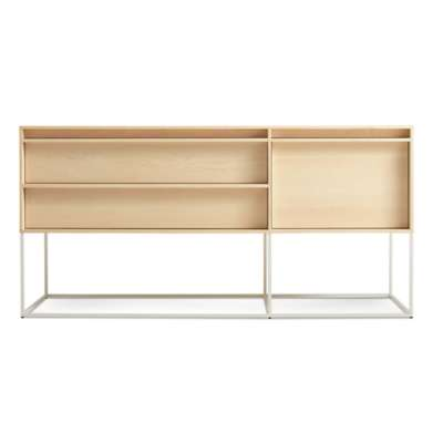 Picture for Rule 1 Door 2 Drawer Console by Blu Dot