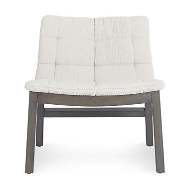 BDWICKETLOUNGE-PEWTER: Customized Item of Wicket Lounge Chair by Blu Dot (BDWICKETLOUNGE)