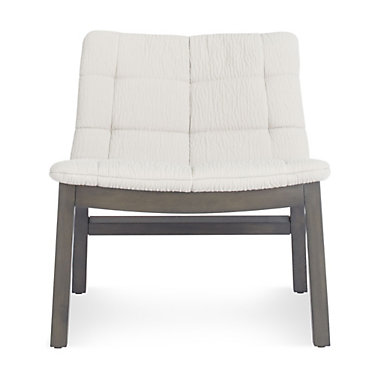 BDWICKETLOUNGE-SAND: Customized Item of Wicket Lounge Chair by Blu Dot (BDWICKETLOUNGE)