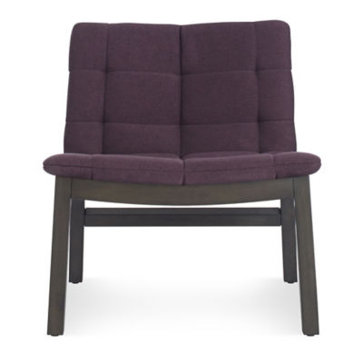 BDWICKETLOUNGE-PURPLE: Customized Item of Wicket Lounge Chair by Blu Dot (BDWICKETLOUNGE)