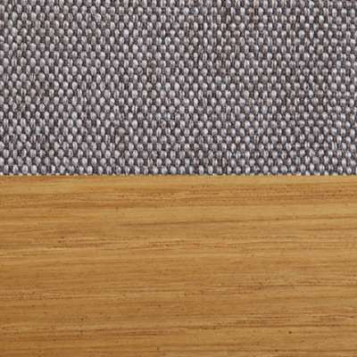 White Oak & Pewter for Clutch Dining Chair by Blu Dot (CLUTCHCH1)