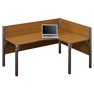 Picture of Pro Biz L-Shaped Desk, Right-Hand by BeStar