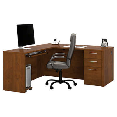 Picture of Embassy L-Shaped Desk by Bestar