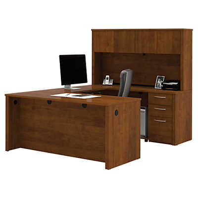 Picture of Embassy U-Shaped Desk by Bestar