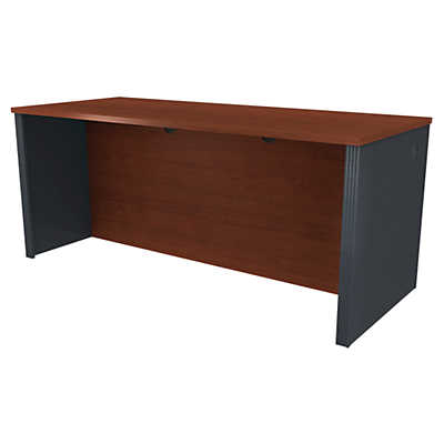 "Picture of Slimline Rectangular Desk 30.375"" h x 71.125"" w x 29.75"" d"