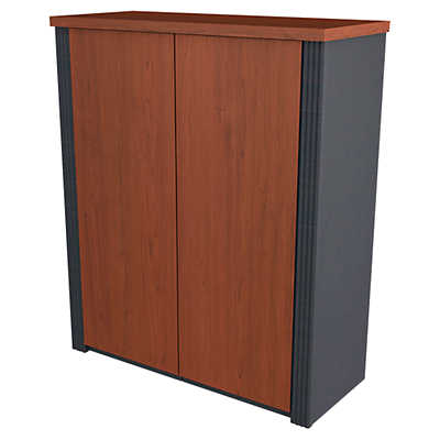 "Picture of Prestige Plus 30"" 2-Door Cabinet by Bestar"