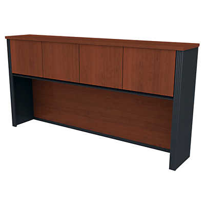Picture of Prestige Plus Credenza Hutch by Bestar