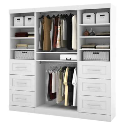 "Picture for Pur 86"" Classic Kit with 6-Drawer by Bestar"