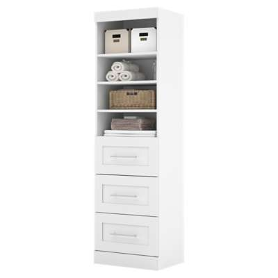 "Picture for Pur 25"" Storage Unit with 3-Drawer Set by Bestar"