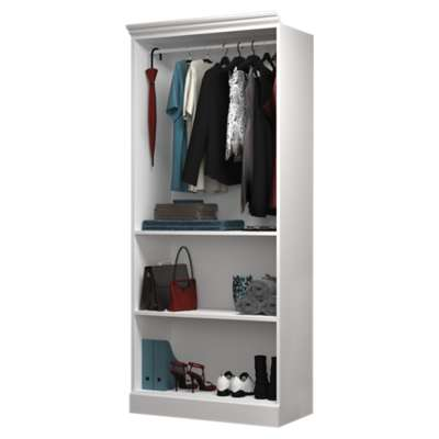 "Picture for Versatile 36"" Closet Storage Shelf by Bestar"