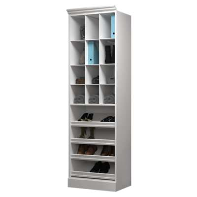 "Picture for Versatile 25"" Cubby Storage Unit by Bestar"