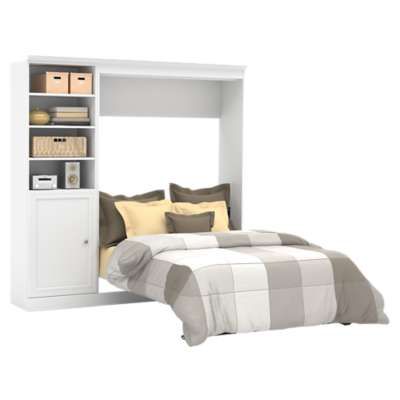 Picture for Versatile 84'' Full Wall Bed Kit with Door by Bestar