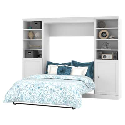 Picture for Versatile 109'' Full Wall Bed Kit with Door by Bestar