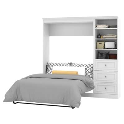 Picture for Versatile 84'' Full Wall Bed Kit with Drawers by Bestar