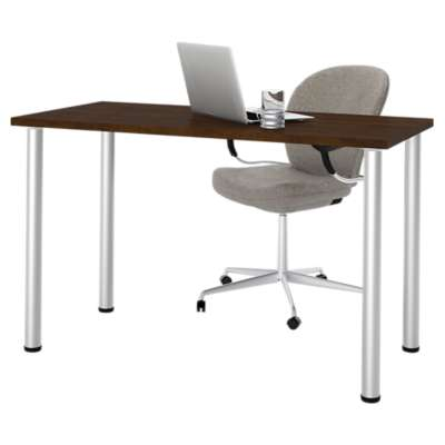 Picture for Lassig Work Table with Round Leg by Bestar