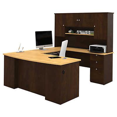 Inwood U Shaped Workstation