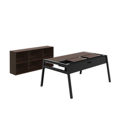 picture of turnstone bivi office for one by steelcase bivi modular office furniture