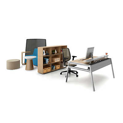 Picture of Turnstone Bivi Suite for One by Steelcase