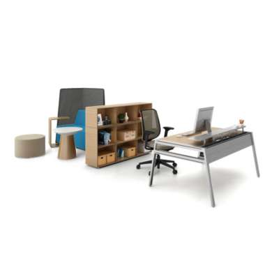 Picture for Turnstone Bivi Suite for One by Steelcase