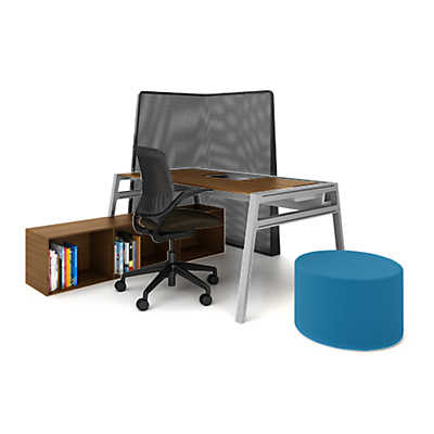 Picture of Turnstone Bivi Private Office for One by Steelcase