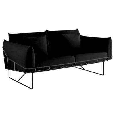 Picture for Wireframe Loveseat by Herman Miller